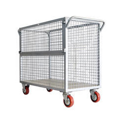 Manual Cage Trolley