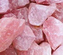 Rosy Quartz Lumps