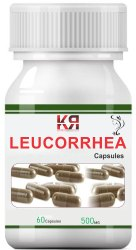 Leucorrhea Treatment Herbal Capsules