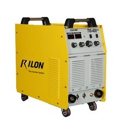 Inverter Based TIG 400 Welding Machine
