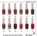 Swiss Beauty Xtreme Shine Nail Polish Sb-ms85, Packaging Size: 8 Ml