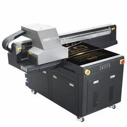 Arc Sign UV Printer Flat Bed Machine