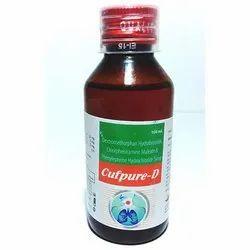 Dextromethorphan Hydrobromide, Chlorpheniramine Maleate and Phenylephrine Hydrochloride Syrup