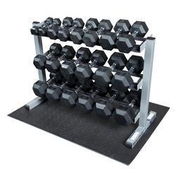 Powermax Iron Gym Dumbbells