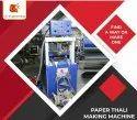 Hydraulic Automatic Plate And Dona Making Machine