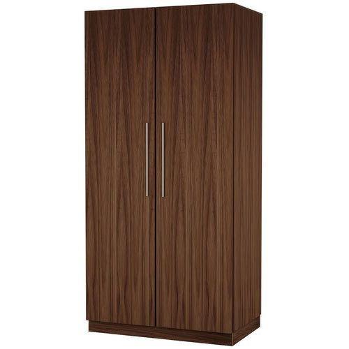 Charmant Two Door Wooden Wardrobe