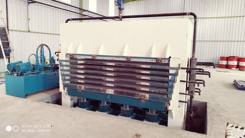 640 Ton Hot Press Machine
