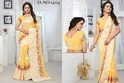 PR Fashion Launched Heavy Embroidered Designer Saree