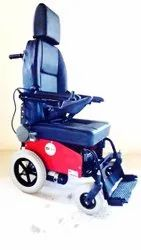 Deluxe Motorized Wheelchair