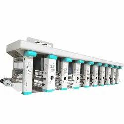 8 Color Rotogravure Printing Line