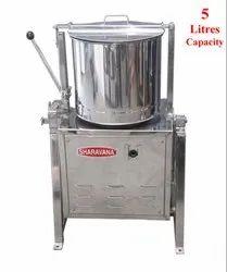 5 Liter Commercial Tilting Wet Grinder