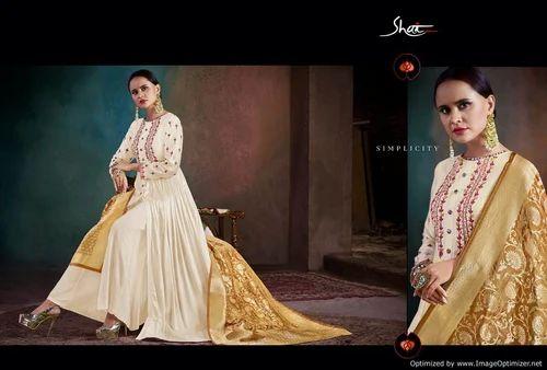 f7e19b3885 SHAI RHYTHM WHOLESALE DESIGNER SILK SALWAR SUIT, Salwar Suit, Women ...