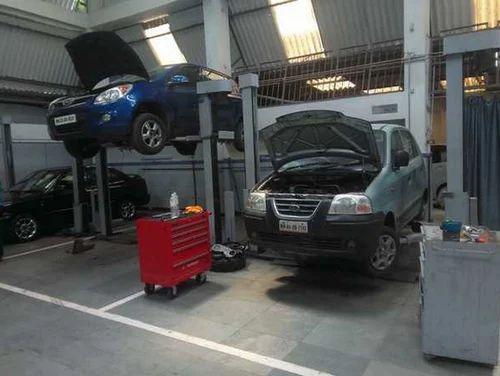 C  G  Motors - Service Provider of Hyundai Car Repair Service