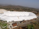 PVC Coated Tensile Membrane Structure