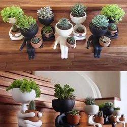 Nylon Decorative 3D Miniatures, Size: 7 Inches