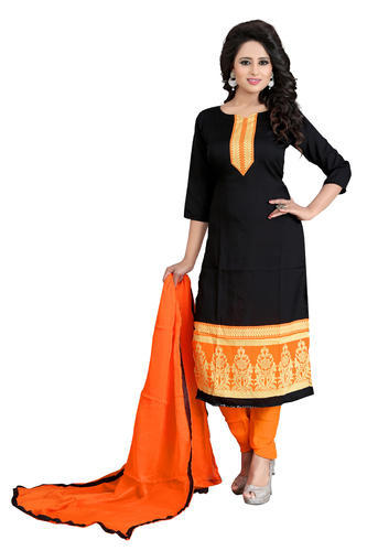 6d3b5a9d33 Printed Cotton Salwar Suit Dress Material at Rs 250 /piece | Cotton ...