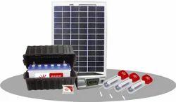 Solar Home Lightning System