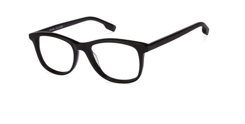 659c629e9a Black Full Rim Wayfarer Medium Eyeglasses