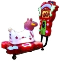 3D Video Sheep Kiddie Rides