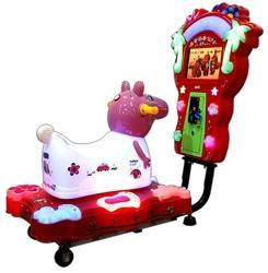 3D Video Sheep Kiddy Ride