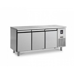 Three Door Commercial SS Kitchen Freezer