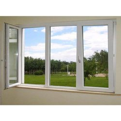 Rectangular UPVC Casement Window