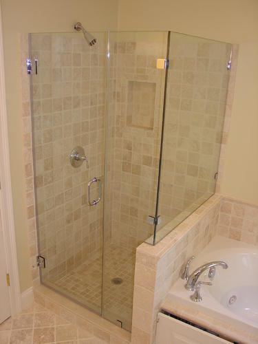 Glass Bathroom Enclosure - View Specifications & Details of Bath ...