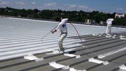Elastomeric Roof Coating Service
