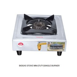 Biogas Stove Single Burner Mini