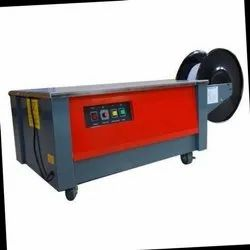 Join pack low table strapping machine