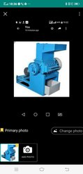 Iron Plastic Grinder Machine