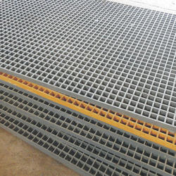 Fiberglass Molded GRP Grating