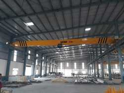 Overhead Single Girder EOT Cranes