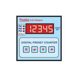 3 Stage Preset Counter Model Count MP