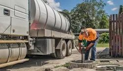 Septic Tank Cleaning Services For Industrial