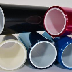23 Micron Silicone Coated Polyester Film