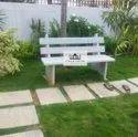 Simple Granite Bench