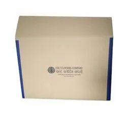 Cardboard Brown EXPORT PACKAGING Corrugated Box