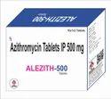 ALEZITH-500 Azithromycin 500mg Tablets