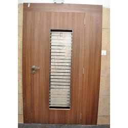 Wood Hinged Safety Door, for Home