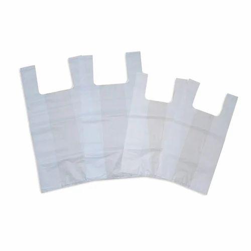 HM Plain Plastic Carry Bag 691db335ddf3e