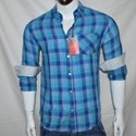 Trendzz Cotton Men Casual Wear Check Shirt