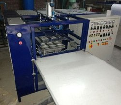 Thermocol Dona & Plate Making Machine