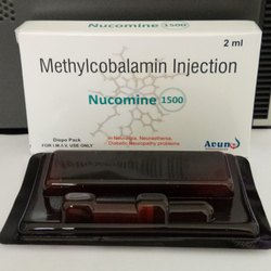Methylcobalamin 1500mc Inj