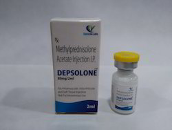 Methyprednisolone Acetate Injections