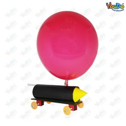 Balloon Car - Educational Toy