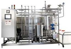 Pasteurization Unit Continuous
