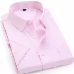 Casual Wear Collar Neck Mens Polyester Full Sleeve Shirt, Machine and Hand Wash, Size: M-xxl