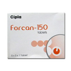 Forcan Tablets 150 Mg