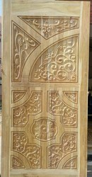 CNC Carved Door